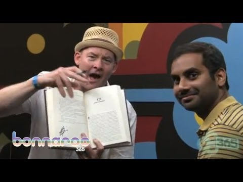 Aziz Ansari - David Koechner Is Your Best Friend - Ep. 3 | Bonnaroo365
