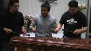 Marimba Orquesta Sangre Chapina -MI LUPITA (ENSAYO)