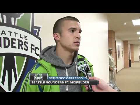 0 Sounders Draw First Preseason Game