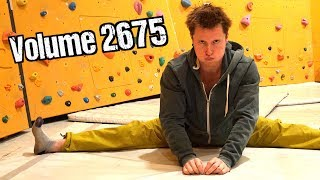 MY STRETCHING ROUTINE + why Climbers need Flexibility by Mani the Monkey