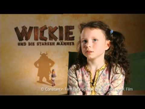 Wickie und die starken Männer (2009   Mercedes Jadea Diaz Interview)