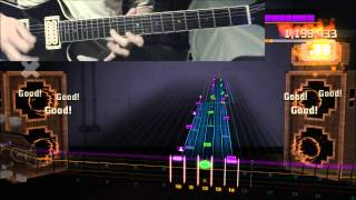 Rocksmith 2014 Europe - The Final Countdown Lead Guitar Hard Score Attack 100%
