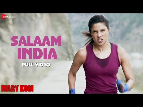 Salaam India latest hindi Video from Hindi movie MARY KOM