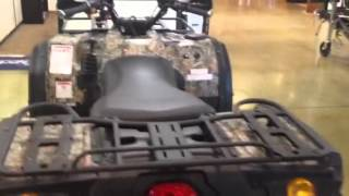 10. Coleman Trail Tamer ATV 500
