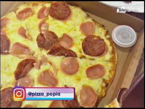 Emprendimiento de pizzas artesanales