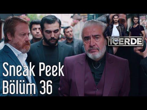 İçerde 36. Bölüm - Sneak Peek