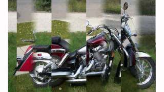 3. 2004 Honda Shadow Aero - Walkaround, Features