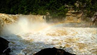 Corbin (KY) United States  city pictures gallery : Cumberland Falls State Resort Park - Corbin KY - Moonbow - Daniel Boone National Forest