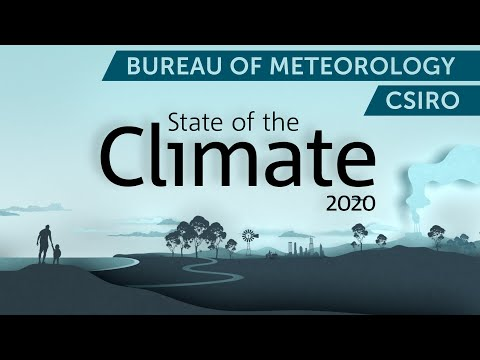 State of the Australian climate