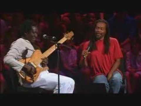 Richard Bona w/ Bobby McFerrin