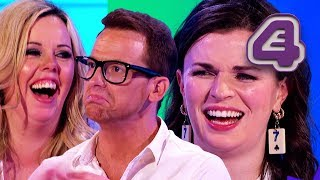 Rob & Roisin Can't Handle Joe Swash's Hatred For The Cinema | 8 Out Of 10 Cats