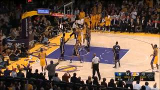 [HD] Kobe Bryant 40 Points vs Indiana Pacers - Highlights 27/11/2012