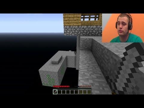 Minecraft Sky House Prezivljavanje ep.1 [Srpski Gameplay] ☆ SerbianGamesBL ☆