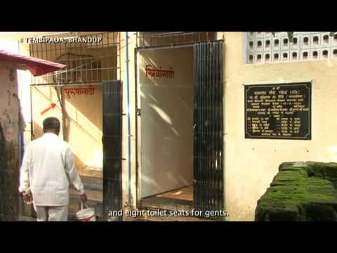 A documentary film on Slum Sanitation in Mumbai by Girish Menon, produced by PRATHA - PART 1/2