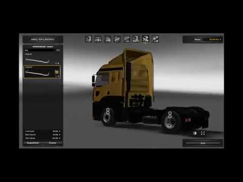 Ford Cargo 1846T E5 v1.0
