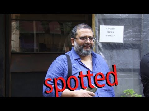 Dir Aniruddha Roy Chowdhury Spotted At Indigo Restaurant