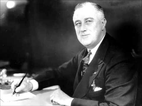 Franklin Roosevelt – Fireside Chat #1, On the Banking Crisis (1933)