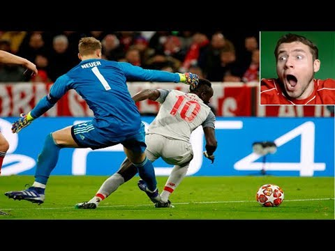 BAYERN 1-3 LIVERPOOL LIVE REACTIONS TO GOALS | FANZONE HIGHLIGHTS CHAMPIONS LEAGUE