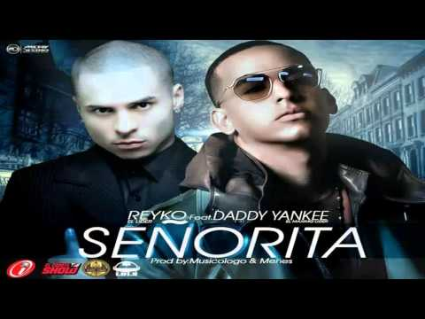 "Reykon ""El Lider"" - Señorita ft. Daddy Yankee (Audio)"
