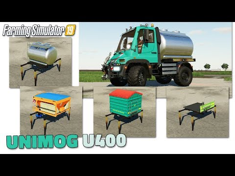 UNIMOG U400 v1.0.0.4