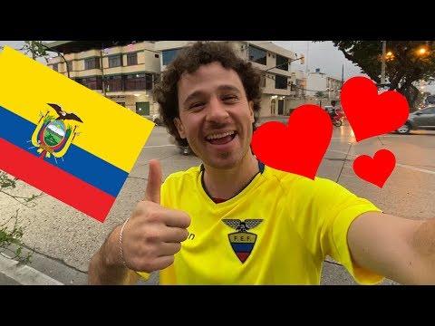 Me enamoré en Ecuador ALV