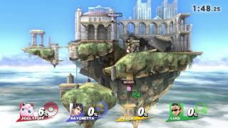 What if For Glory Smash had Temple?