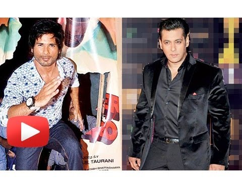 Shahid Kapoor Is Fan Of Salman Khan Movie Review & Ratings  out Of 5.0