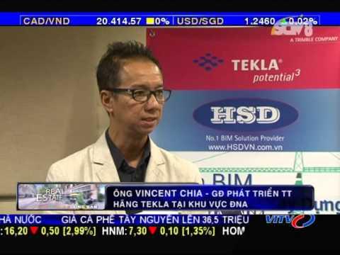 Tekla BIM cho nhà thầu xây dựng (VITV)