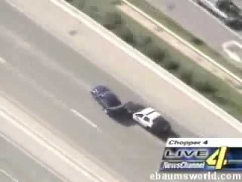 owning - Watch this amazing footage of a driver in a stolen Ford Mustang owning the cops 3 times then getting caught. Just look at his skills! Insane and Incredible!
