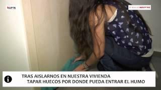 EVACUACIÓN EN CASO DE INCENDIO