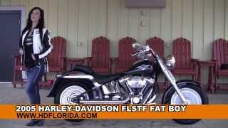 10. Used 2005 Harley Davidson FatBoy Motorcycles for sale