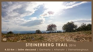 Altenahr Germany  city photos : Steinerberg Trail 2016 + Traildaten: Ahrtal - Altenahr - [4,3Km]