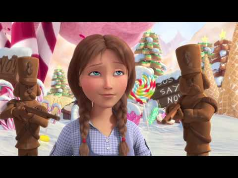 Legends of Oz: Dorothy's Return Clip 'Candy County'