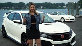 Video 2017 Honda Civic Type R Test Drive and Review | Herb Chambers MP3, 3GP, MP4, WEBM, AVI, FLV Desember 2017