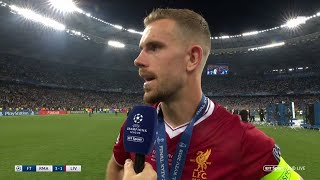 Video Jordan Henderson defends Loris Karius after Champions League final defeat to Real Madrid MP3, 3GP, MP4, WEBM, AVI, FLV Juni 2018