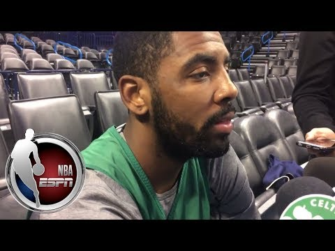 Video: Kyrie Irving talks Celtics preparation from game to game | NBA on ESPN