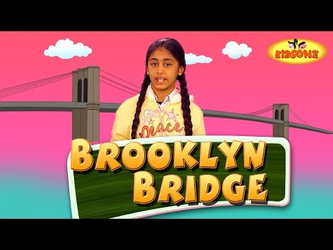Brooklyn Bridge | English Story Telling for Children