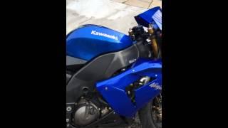 4. 2004 Kawasaki zx10r for sale.