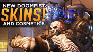 OMG! All of Doomfists skins, voicelines and cosmetic items have been made available on the PTR! In this video I run through everything so you can see all the amazing things they've added in this sneaky midnight PTR update.Subscribe here - http://bit.ly/2aN1OuOWe are YOUR OVERWATCH:Destiny Channel: https://www.youtube.com/channel/UCb4Jomiox07xosU843EYTiwPatreon - https://www.patreon.com/YourOverwatchTwitter - https://twitter.com/youroverwatchytTwitch - https://www.twitch.tv/youroverwatch Discord Server:https://discordapp.com/invite/youroverwatchFREEDO's personal channel for Overwatch esports talk and more!https://www.youtube.com/user/xfreeedo