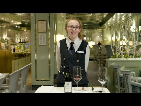 Restaurantfachfrau