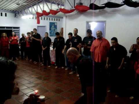 Chegada do EXU MULAMBO  Campo Grande/MS