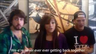Download Lagu Pentatonix - We Are Never Getting Back Together (VIDEO WITH LYRICS) Mp3