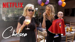 Video Chelsea Hosts a Kids' Halloween Party | Chelsea | Netflix MP3, 3GP, MP4, WEBM, AVI, FLV Agustus 2018