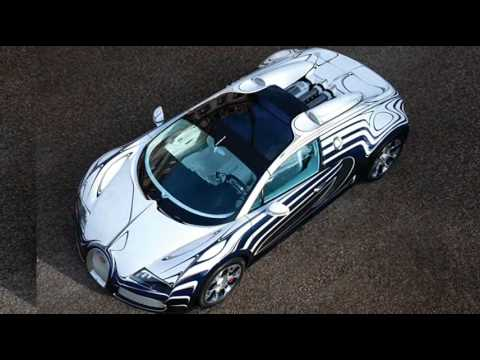 2011 Bugatti Veyron Grand Sport L'Or Blanc 8.0 W16 64v Quad Turbo 4WD 1001 cvs 407 kmh