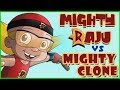 Mighty Raju VS Mighty Clone Movie waptubes