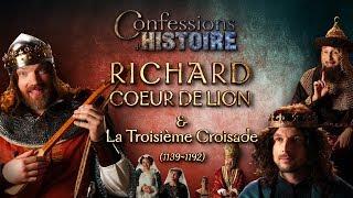 Video Confessions d'Histoire : Richard Coeur de Lion & la 3ème Croisade - Richard, Philippe II, Saladin MP3, 3GP, MP4, WEBM, AVI, FLV November 2017