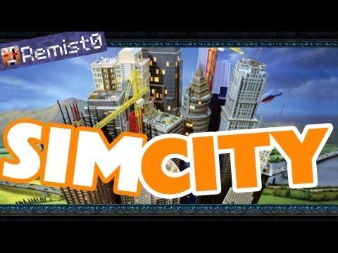 ДОМ ДО НЕБЕС! Играем в Simcity 2013