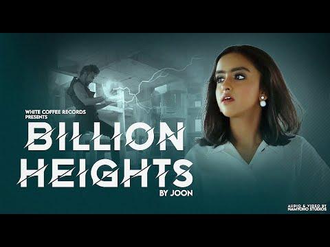 Billion Heights | Sohini Ghosh aka Joon | Original Song | Full Music Video | Namyoho Studios- 2021