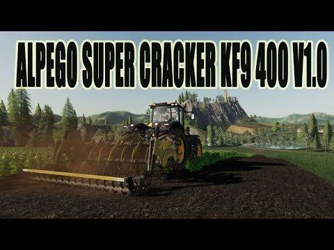 Alpego Super Cracker KF9 400 v1.0