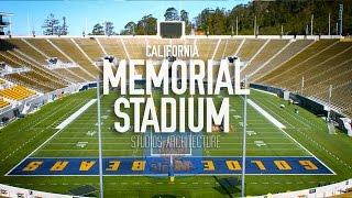 CAL MEMORIAL STADIUM GETS A MAKEOVER